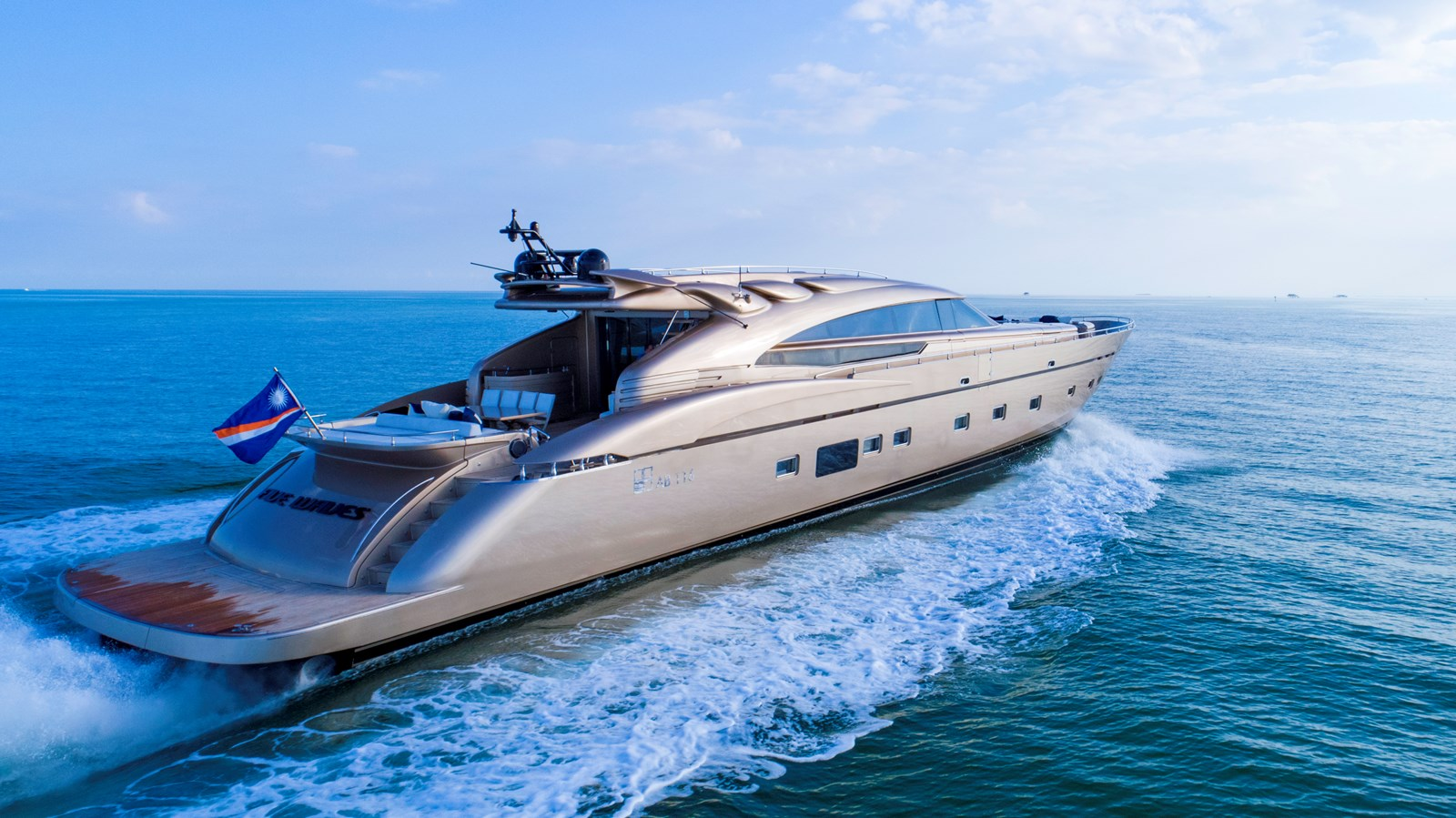 FIVE WAVES yacht for sale
