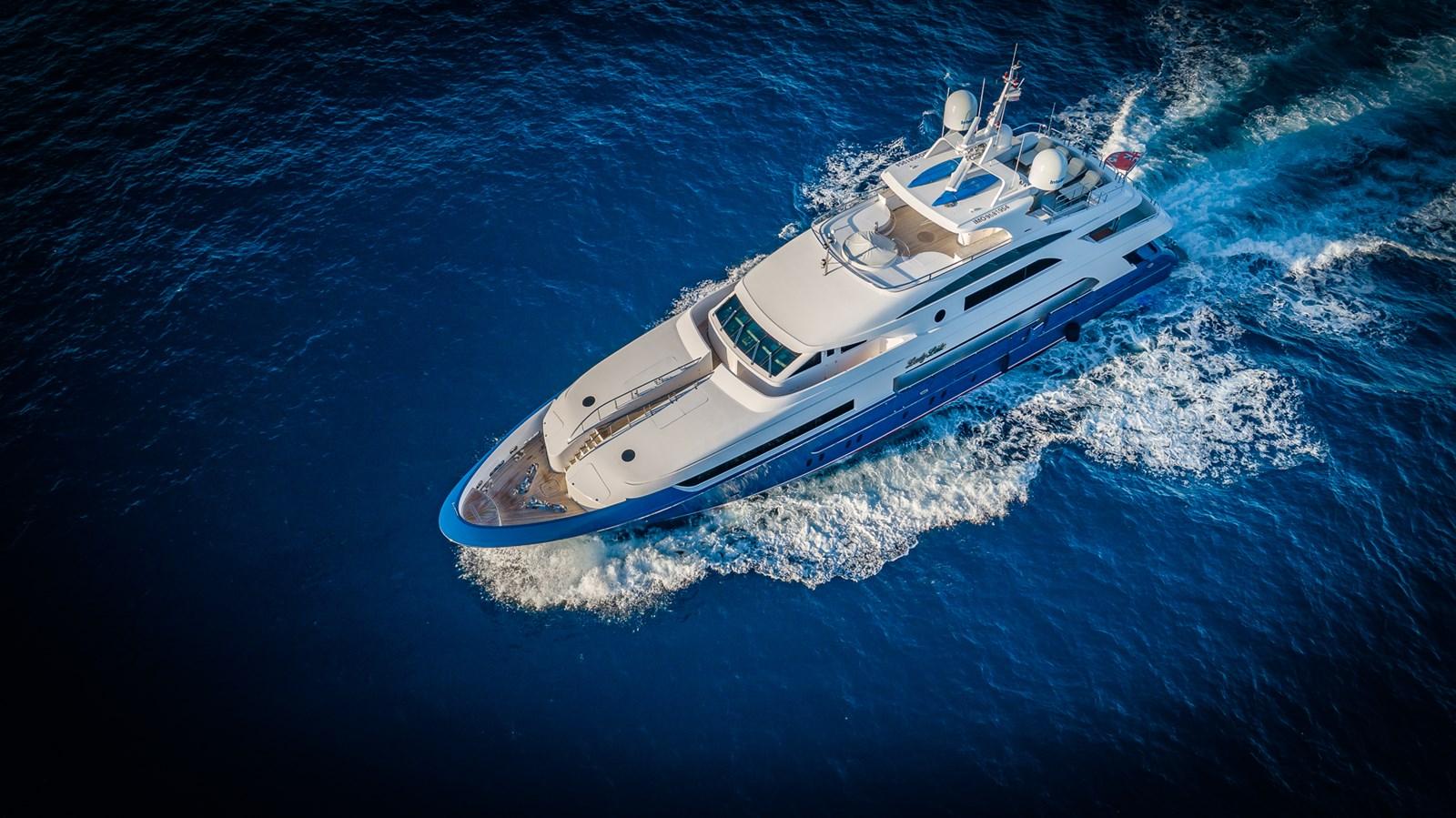Lady Leila yacht for sale