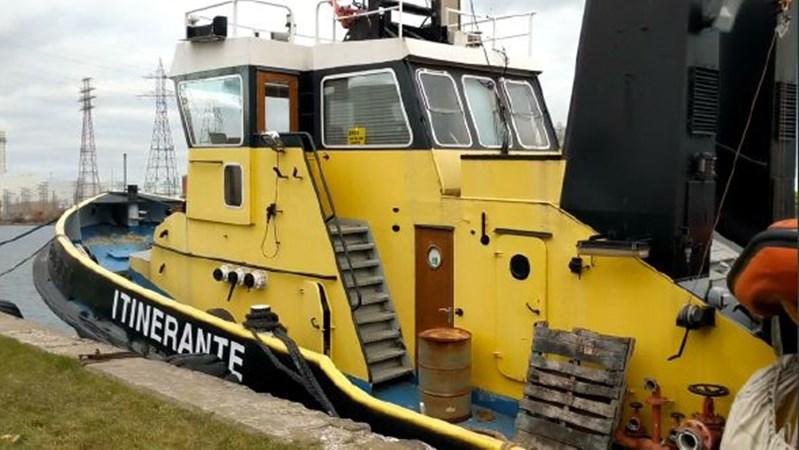 CUSTOM ITINERANTE I Yacht à Vendre