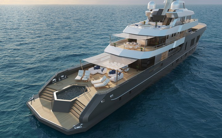 #1 HULL PROJECT PHOENIX Yacht à Vendre