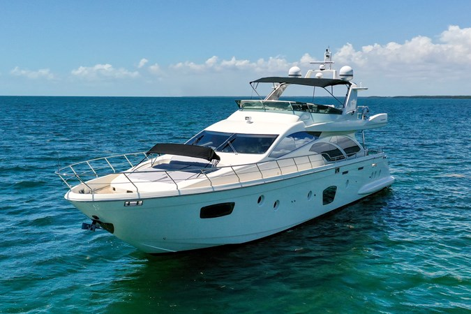 AZIMUT YACHTS TABATA Yacht for Sale
