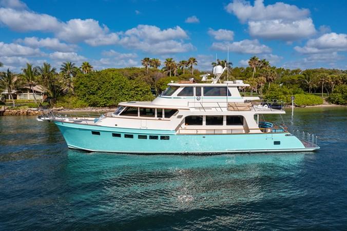 MARLOW JOAN'S RONDEVOUS Yacht à Vendre