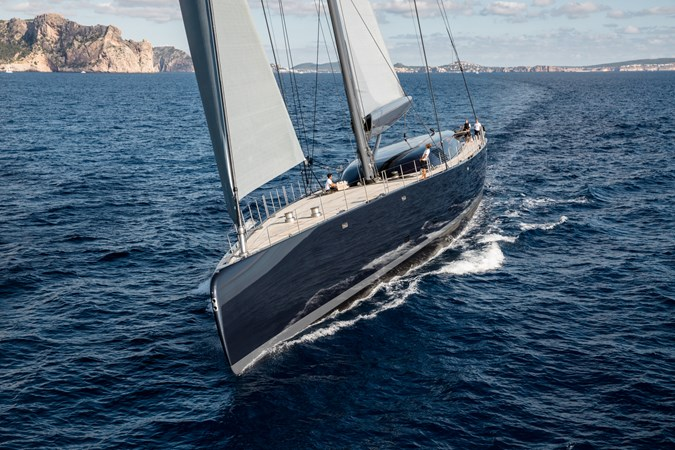 ROYAL HUISMAN NGONI Yacht à Vendre