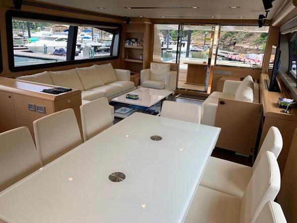 FERRETTI YACHTS FERRETTI 800 Yacht for Sale