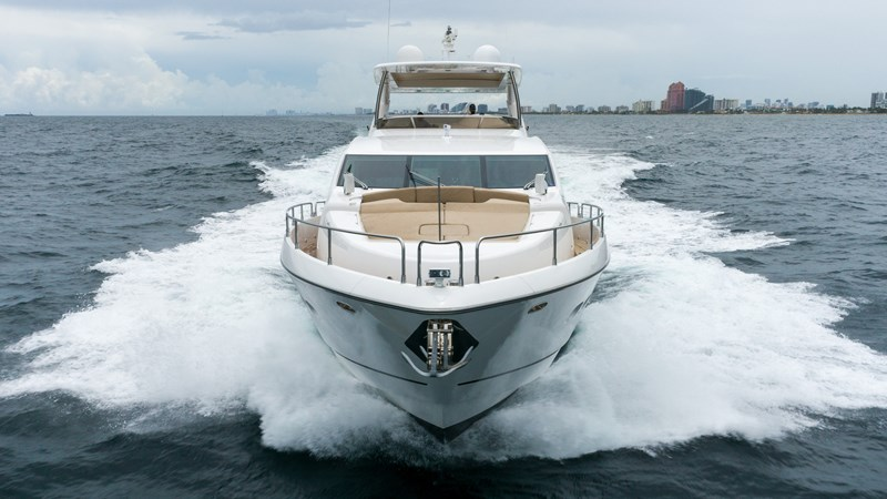 SUNSEEKER SPLASHED OUT Yacht à Vendre