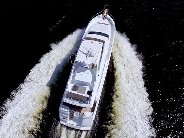 LAZZARA CHRISTMAS SPIRIT Yacht à Vendre