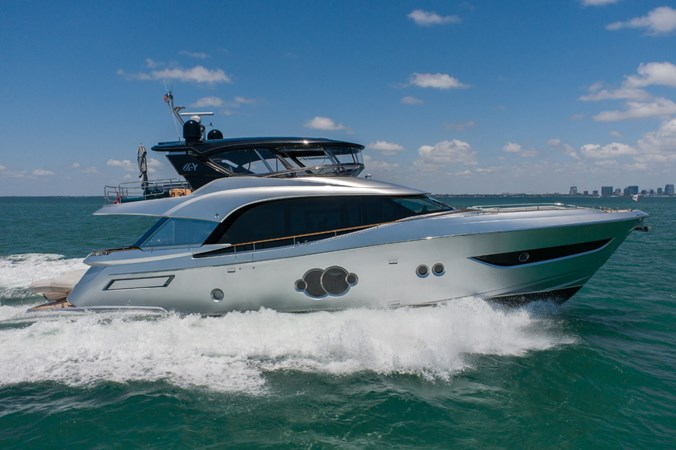 MONTE CARLO YACHTS NOTYNOG Yacht à Vendre