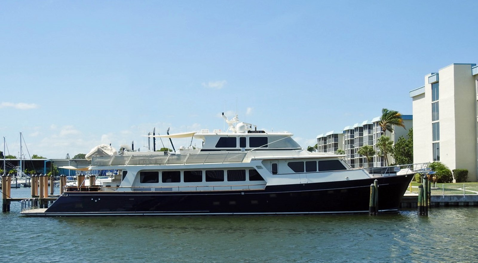 Agave yacht for sale