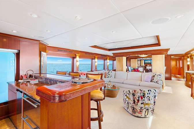 TRINITY HAVEN Yacht for Sale