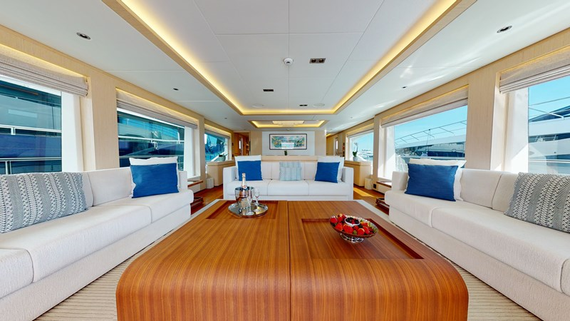 GULF CRAFT INC Majesty 100 - ONGOING BUILD Yacht for Sale