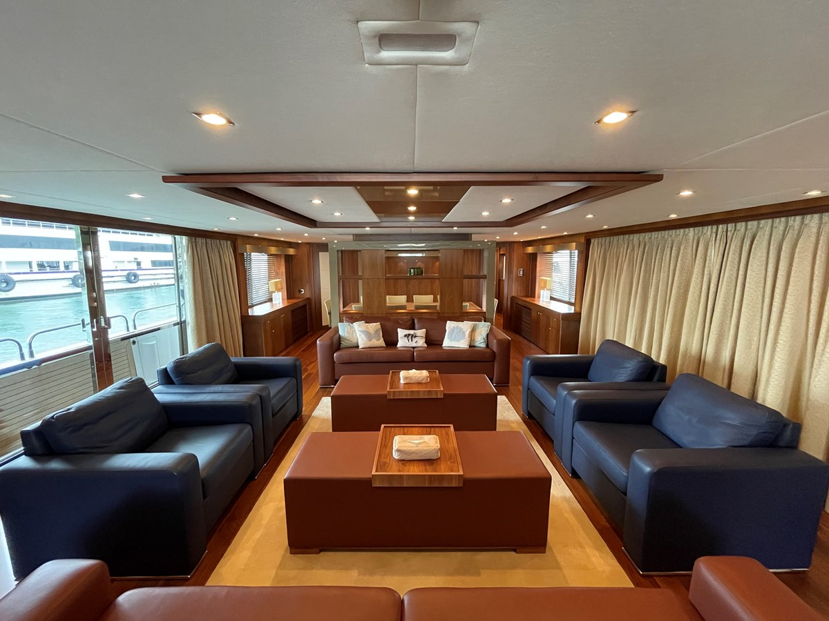 39m Predator yacht for sale