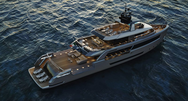 MENGI YAY LEVANTE 37 Yacht for Sale