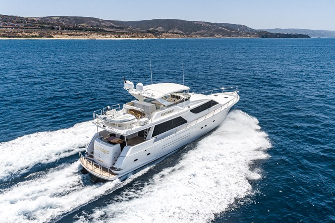 WEST BAY Esoteric Yacht for Sale