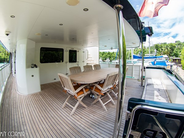 EXPLORER Cormar Yacht for Sale