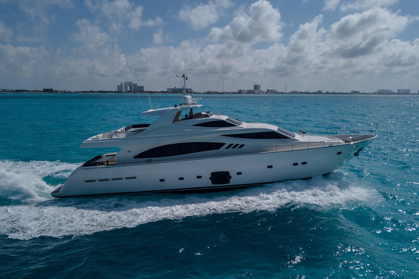 Fortis II yacht for sale