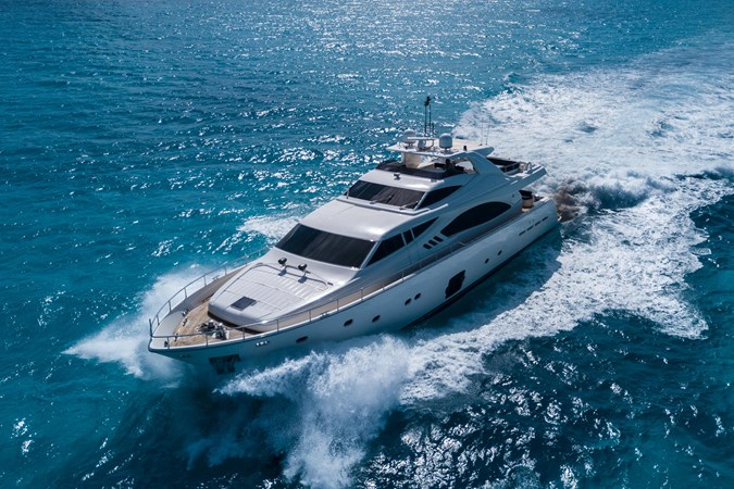 FERRETTI YACHTS Fortis II Yacht for Sale