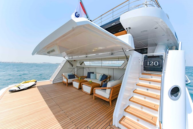 MAJESTY YACHTS Majesty 120 - ONGOING BUILD Yacht for Sale