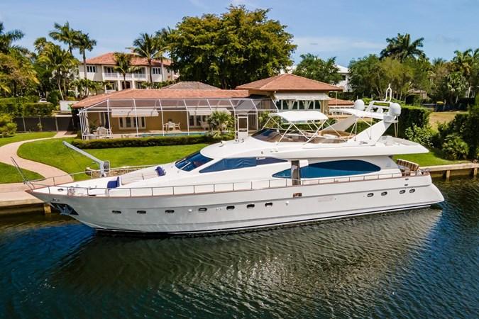 AZIMUT YACHTS 78 Ultra Motoryacht Yacht for Sale