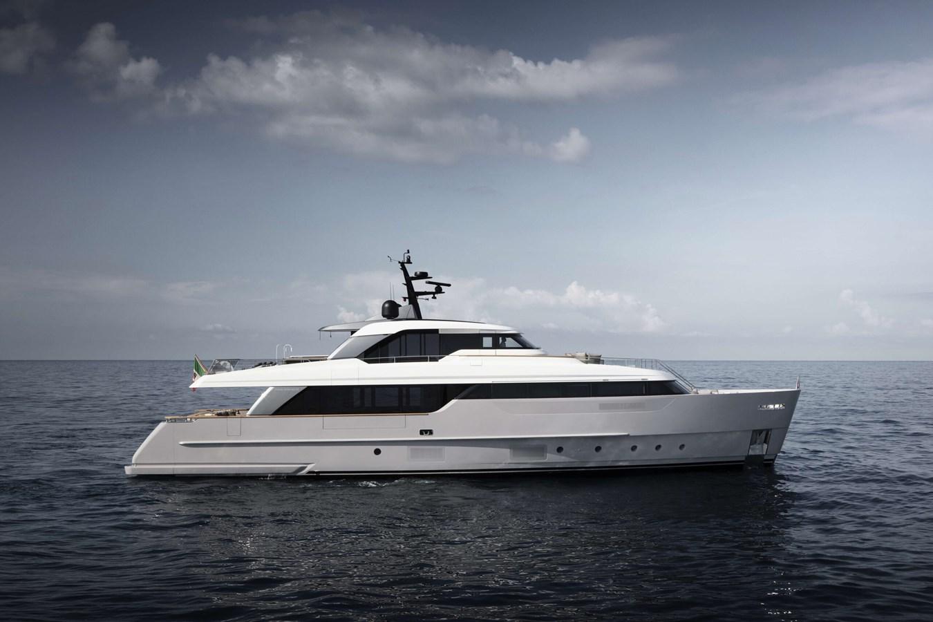 Sanlorenzo SD96 #80 yacht for sale