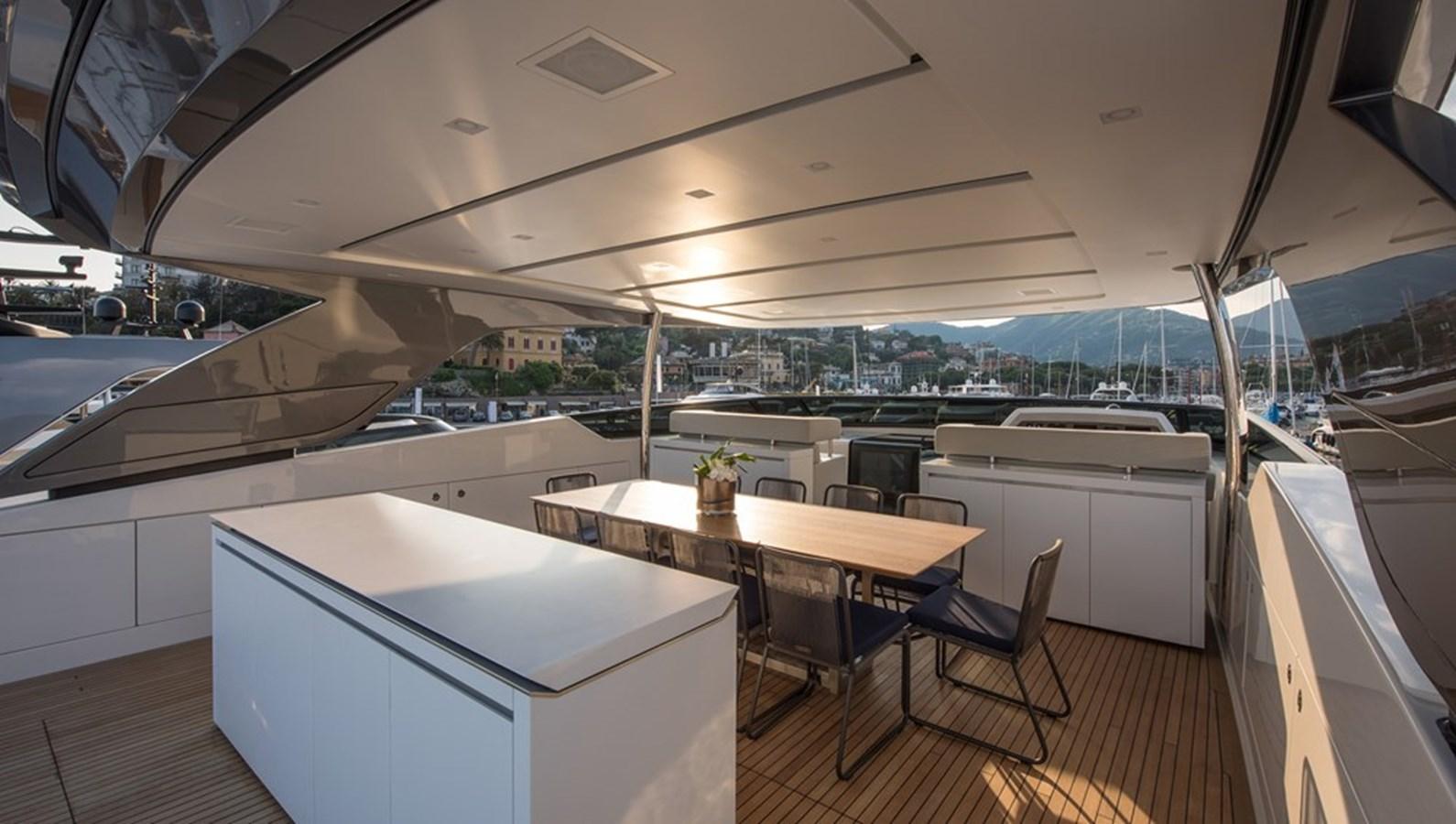 2016 Sanlorenzo SL106 #625 yacht for sale