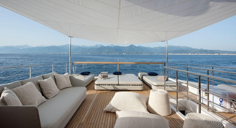 SANLORENZO DINAIA Yacht for Sale