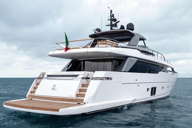 SANLORENZO 2020 SANLORENZO SL96A #720 Yacht for Sale