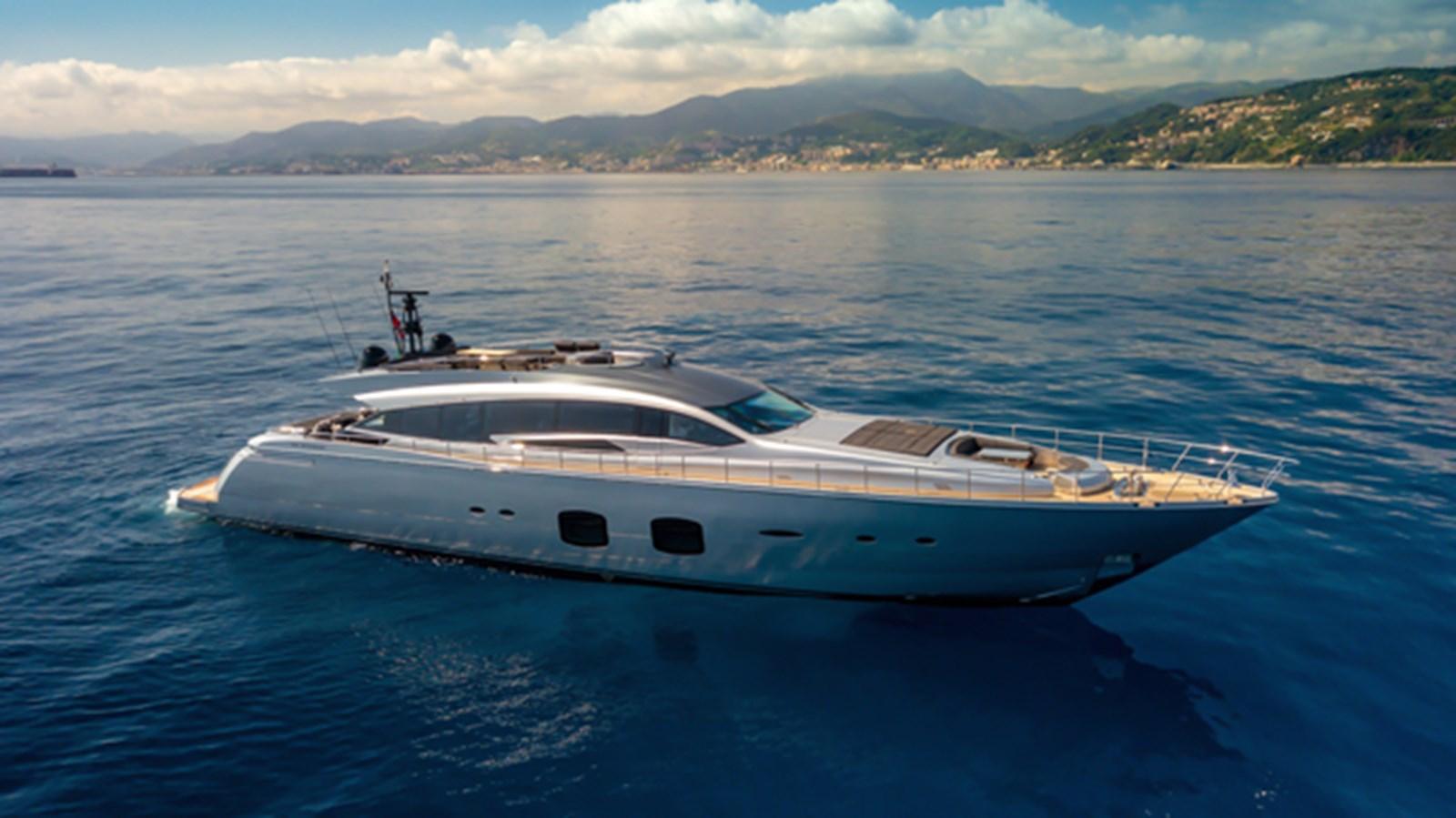 X-TREM II yacht for sale