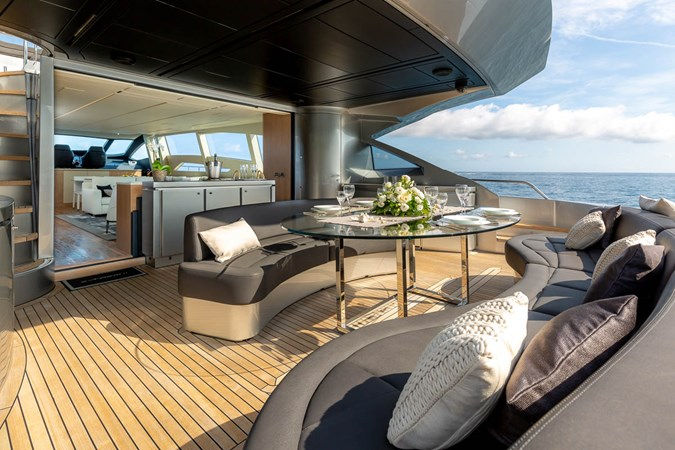 PERSHING X-TREM II Yacht for Sale