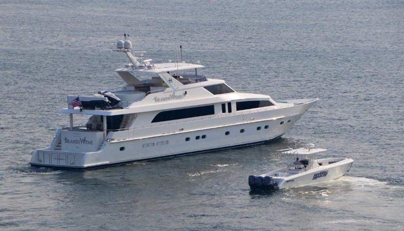 HARGRAVE BRANDI WINE Yacht for Sale