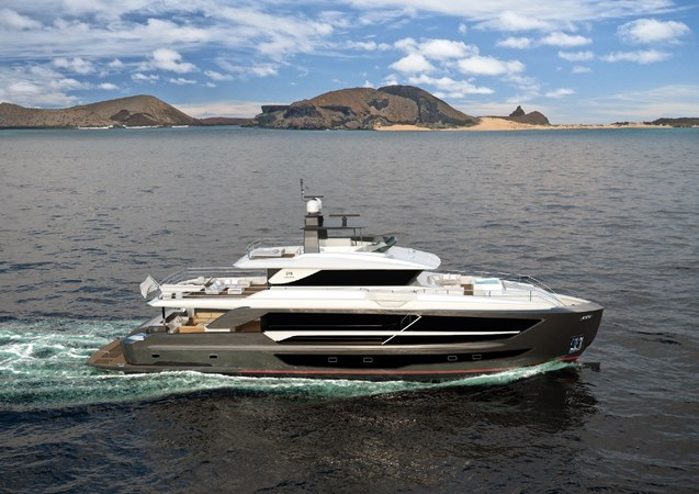 HORIZON FD110 (New Boat Spec) Yacht for Sale