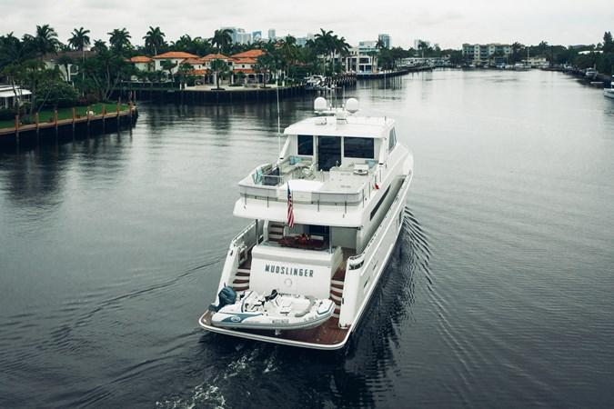 OCEAN ALEXANDER 2019 Ocean Alexander 88 Skylounge Mudslinger Yacht for Sale