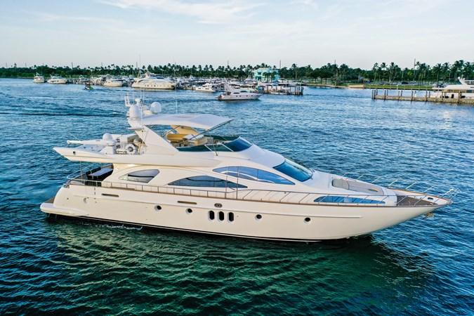 AZIMUT YACHTS Azimut 80 2003 Yacht for Sale