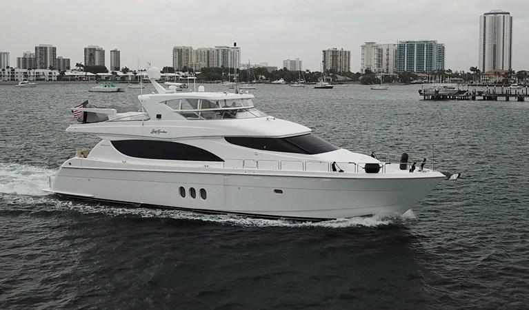 HATTERAS Lady Carolina Yacht for Sale