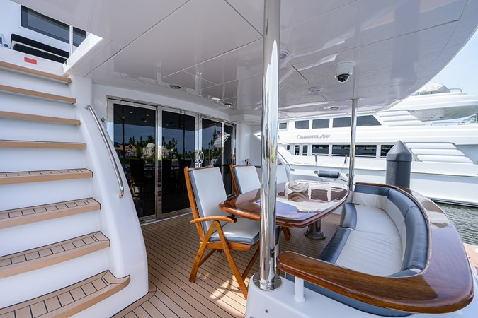 HATTERAS THE BEELIEVER Yacht for Sale