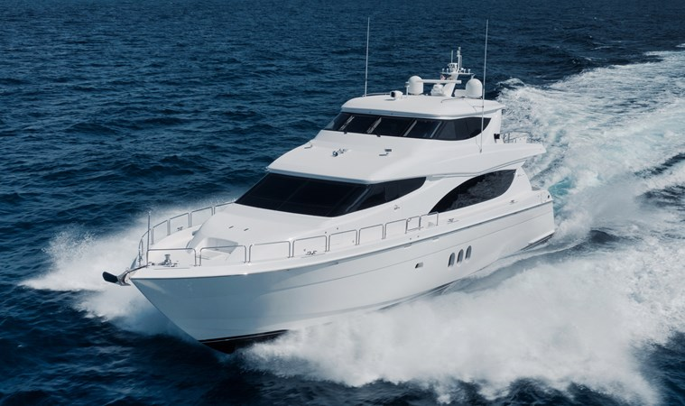 HATTERAS Our Trade Yacht for Sale