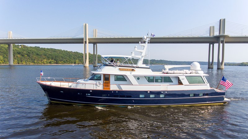 BURGER SUMMER SONG Yacht for Sale