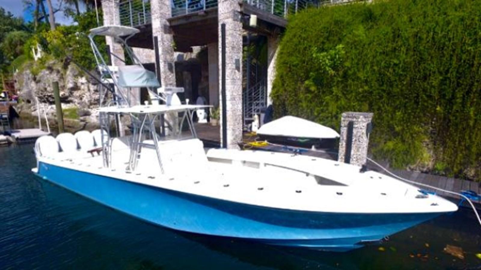 SeaVee 390Z yacht for sale