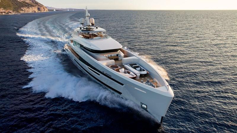 HEESEN YACHTS HEESEN 57M ALUMINIUM YN 20457 PROJECT AKIRA Yacht à Vendre