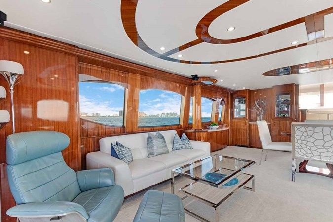 HATTERAS OBSESSION Yacht for Sale
