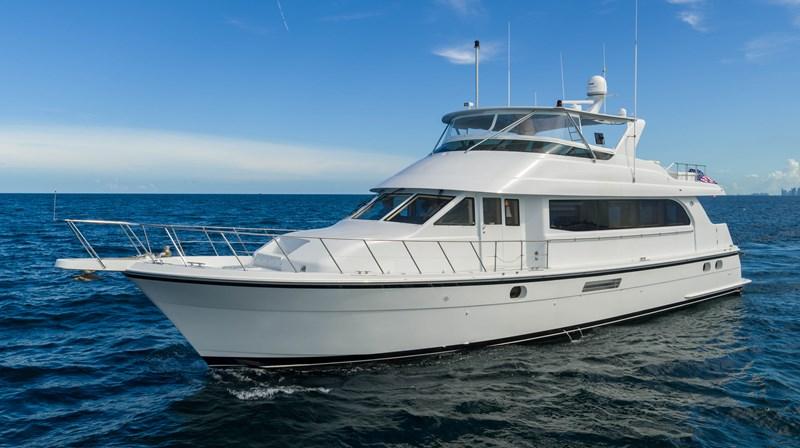 HATTERAS SEA FOAM Yacht for Sale