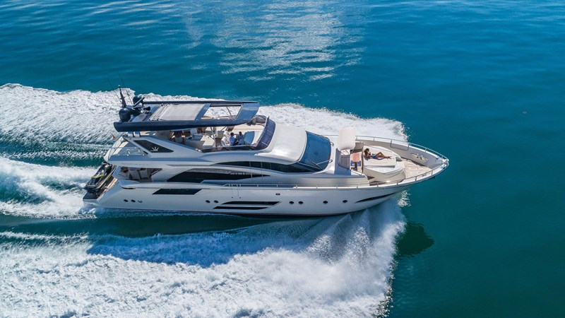 DOMINATOR Golden 3 Yacht for Sale