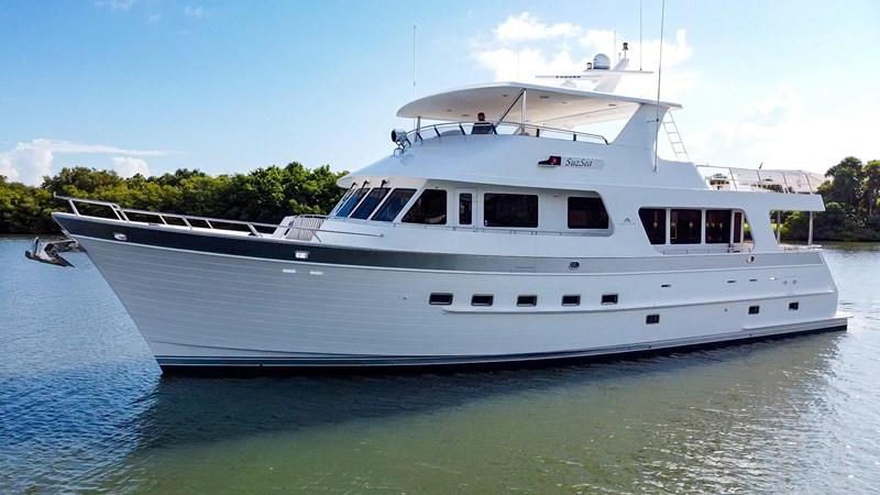 OUTER REEF YACHTS Suzsea Yacht for Sale