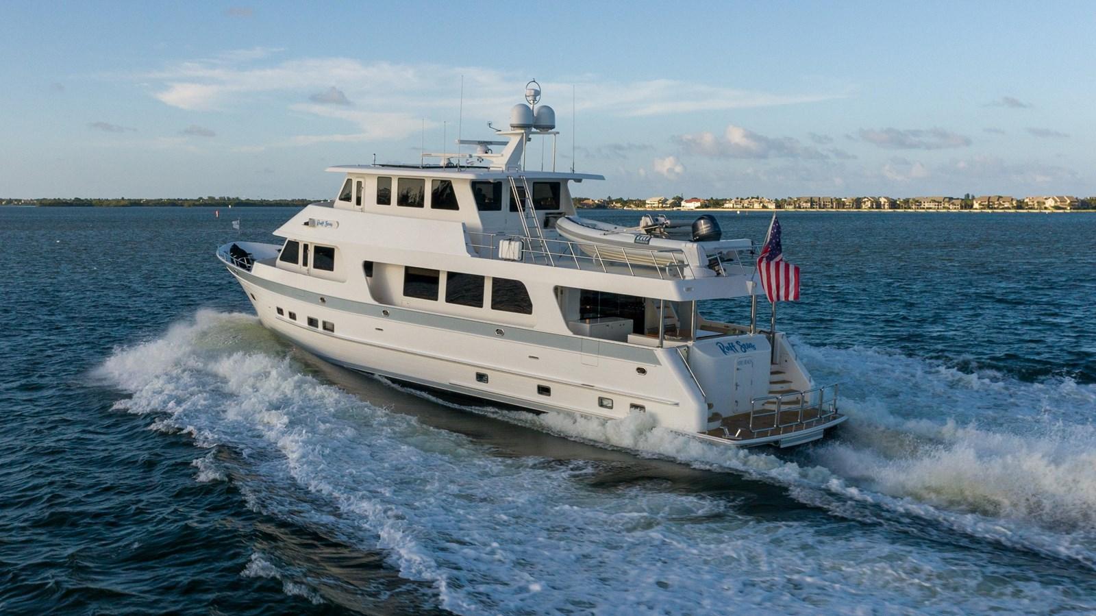 Ruff Seas yacht for sale
