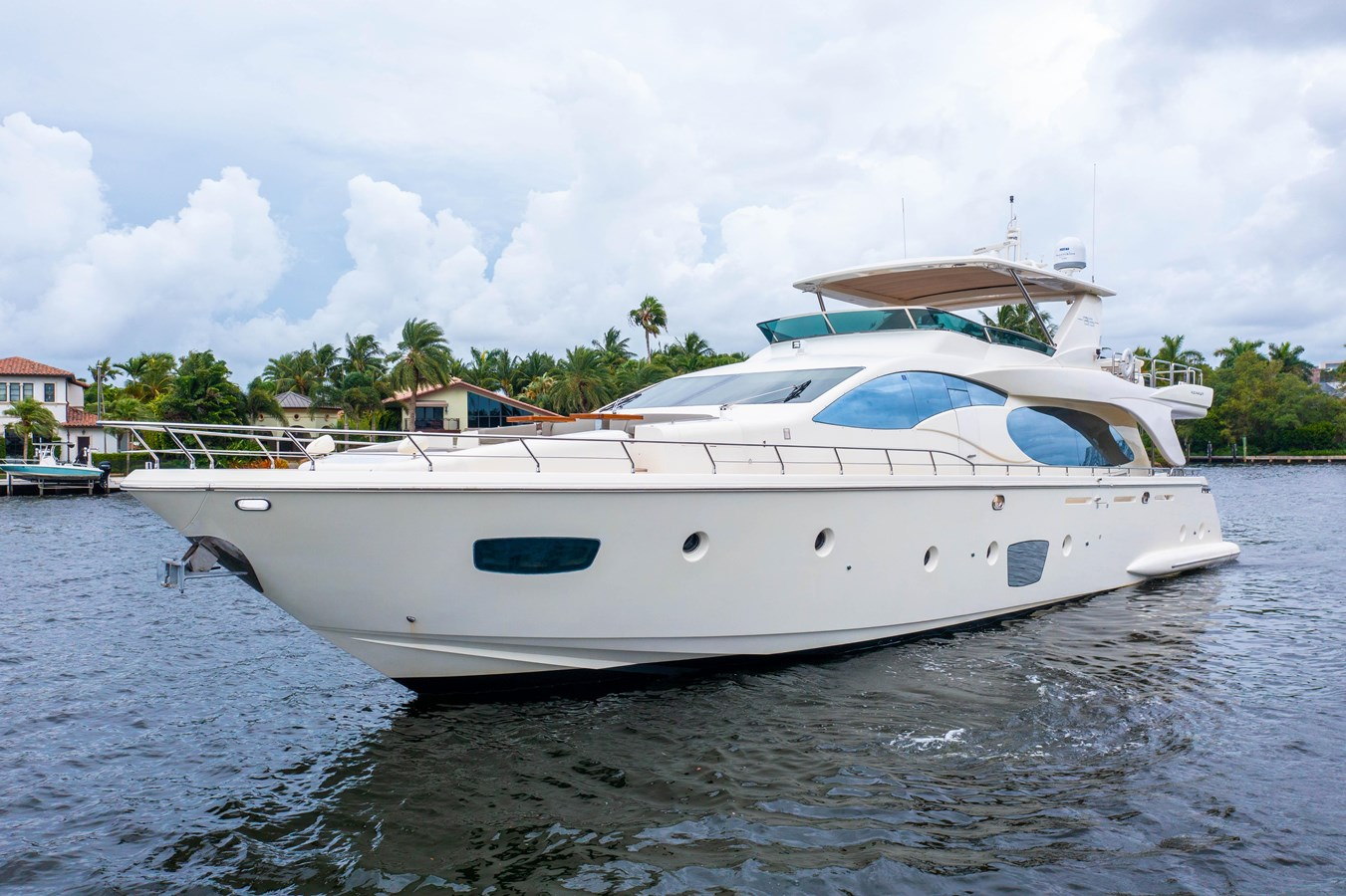 Knot Broke yacht for sale