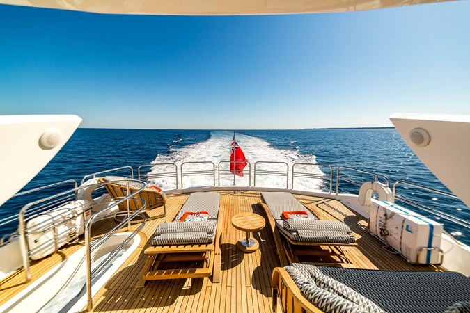 SUNSEEKER APOLLO I Yacht for Sale