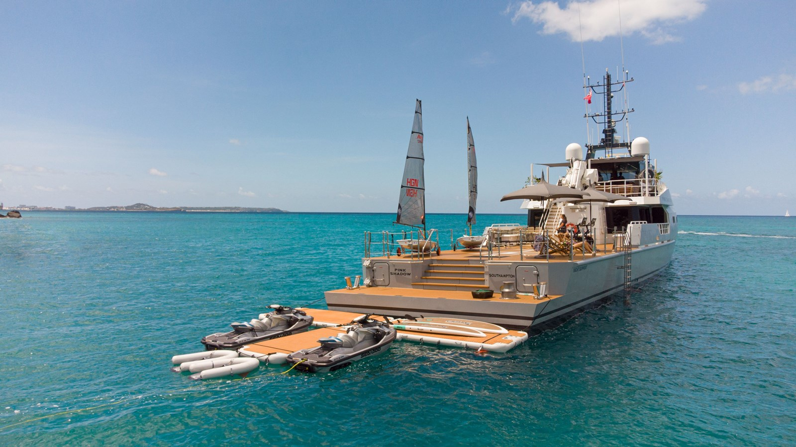 PINK SHADOW Yacht for Sale