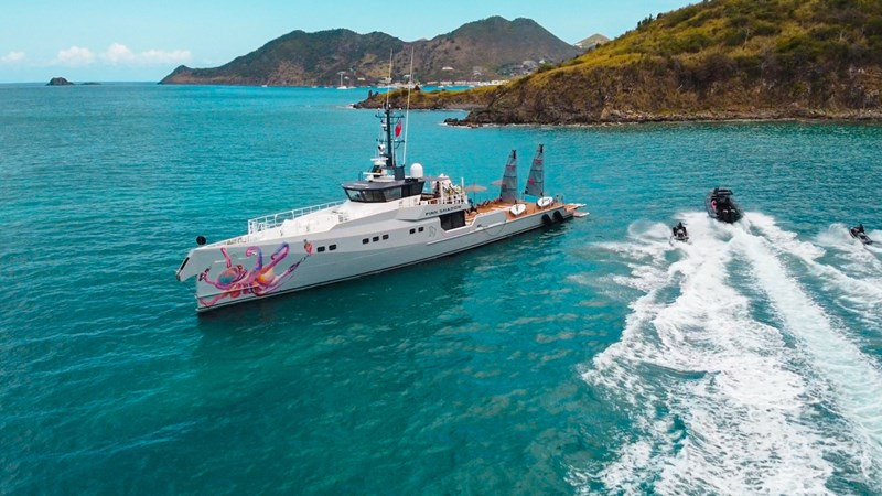 DAMEN YACHTING PINK SHADOW Yacht for Sale