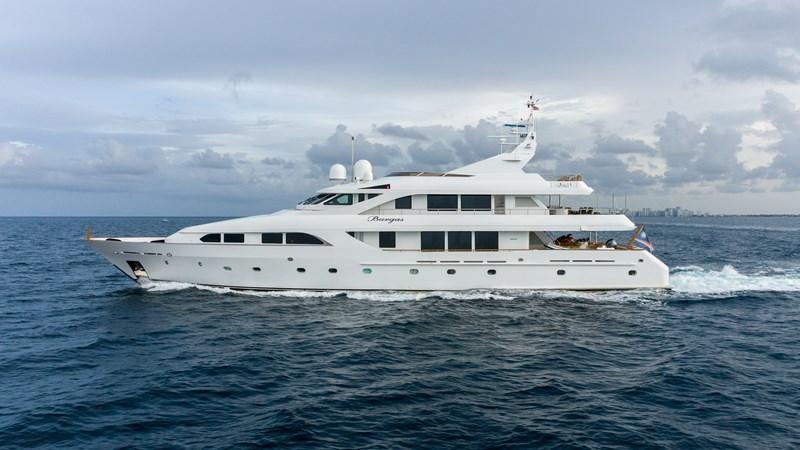 INTERMARINE BURGAS Yacht for Sale