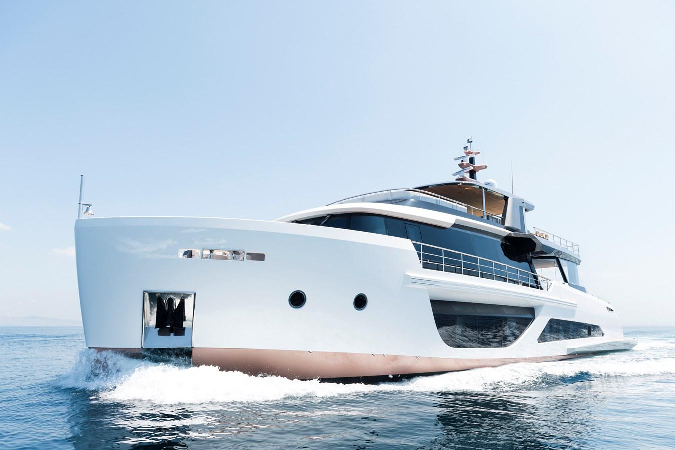 Spritz 102 yacht for sale