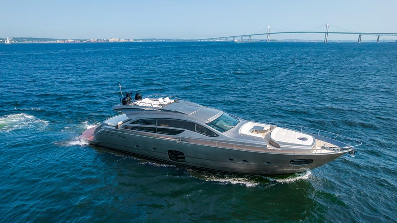 PERSHING MONARC Yacht for Sale